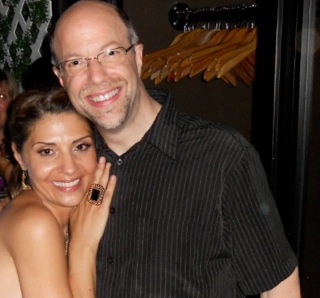 Brad and Callie Thorne