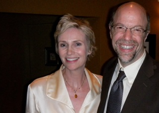 Brad and Jane Lynch